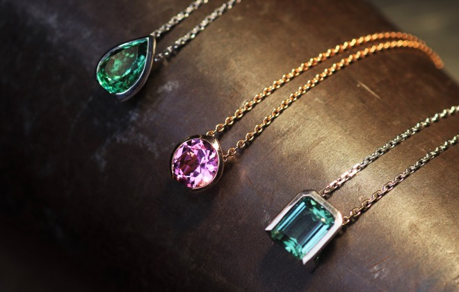 Collection de bijoux Entracte | Des gemmes sublimées